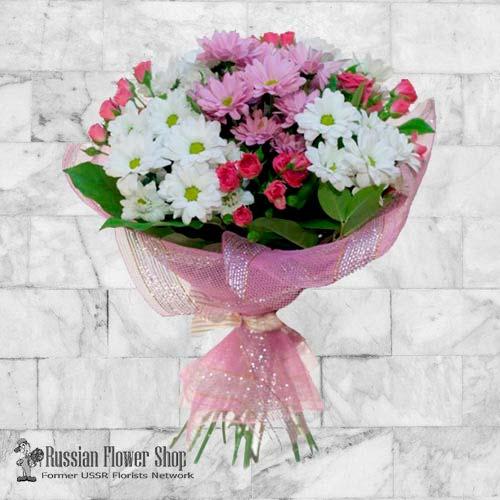 Moldova Flower Bouquet #1