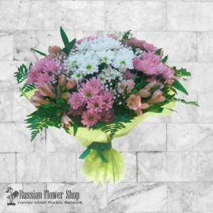 Moldova Flower Bouquet #5