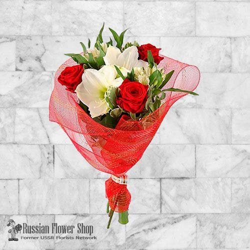 Moldova Flower Bouquet #6