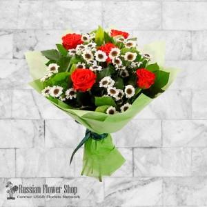 Moldova Flower Bouquet #7