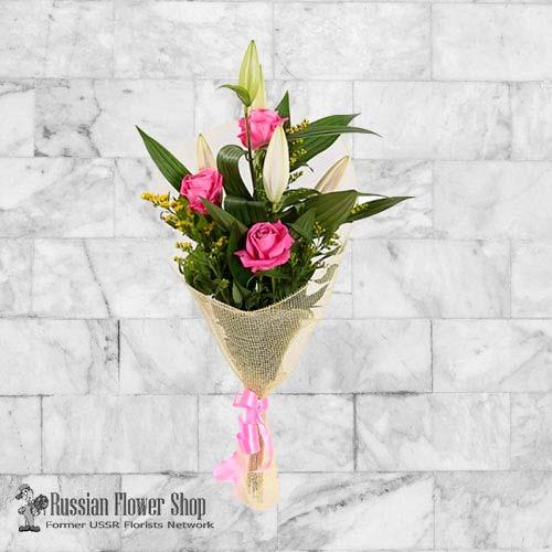 Moldova Flower Bouquet #8