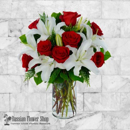 Moldova Flower Bouquet #14
