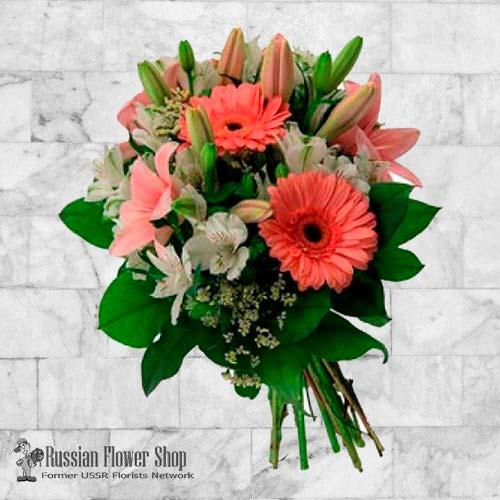 Moldova Flower Bouquet #16