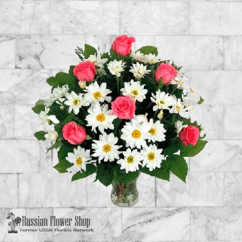 Moldova Flower Bouquet #19