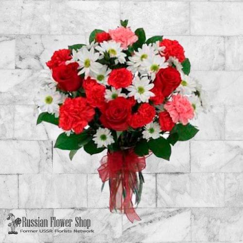 Moldova Flower Bouquet #21