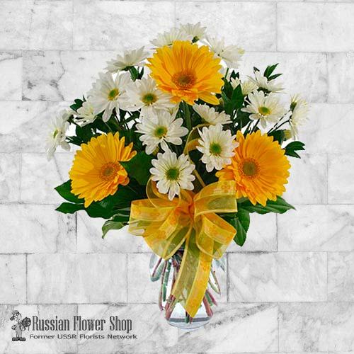 Moldova Flower Bouquet #26