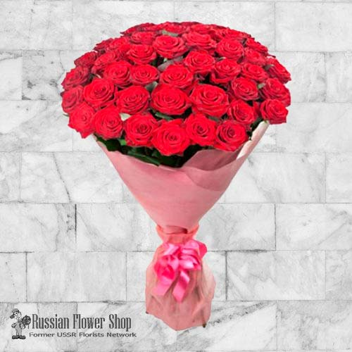 Moldova Roses Bouquet #19