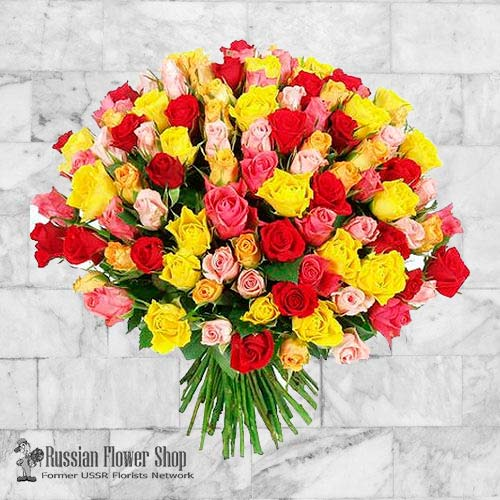 Moldova Roses Bouquet #20