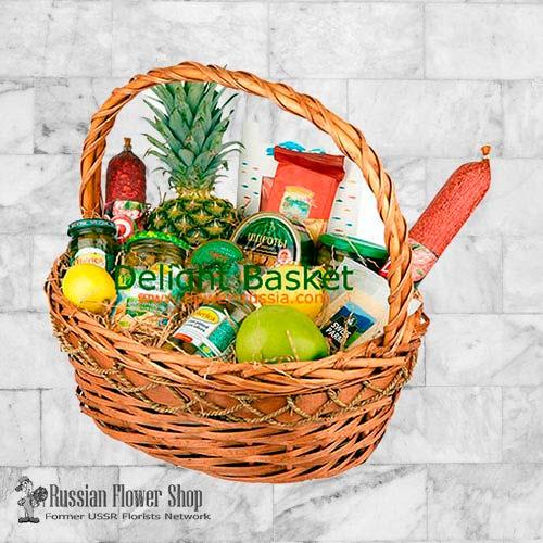 Moldova delight basket