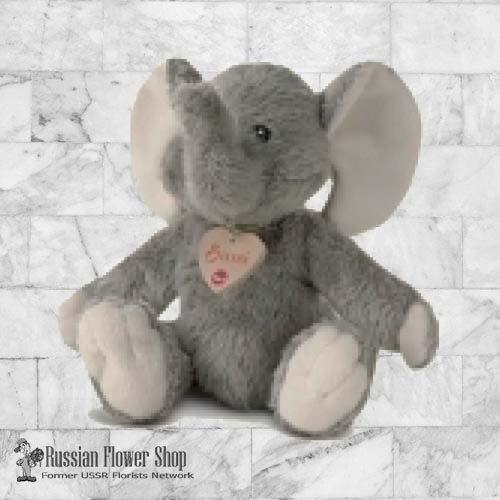 "Moldova soft toy ""Elephant"""